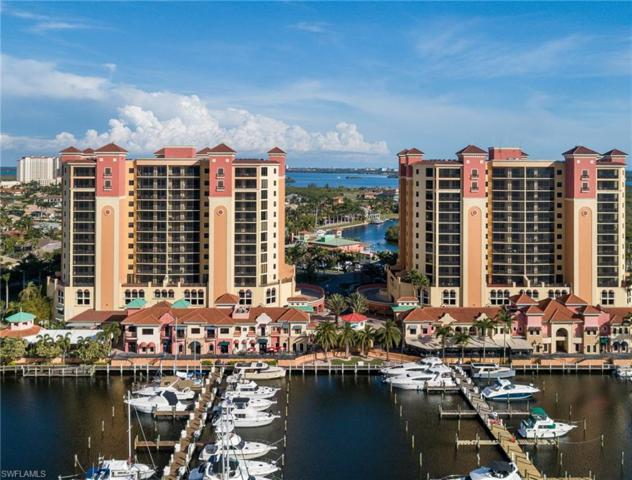5781 Cape Harbour Dr #1506, Cape Coral, FL 33914 (MLS #218035910) :: The New Home Spot, Inc.