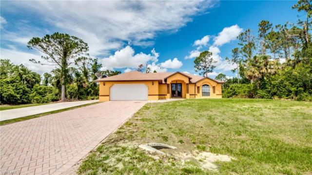 156 Wanatah Ave, Lehigh Acres, FL 33974 (MLS #218036756) :: The New Home Spot, Inc.