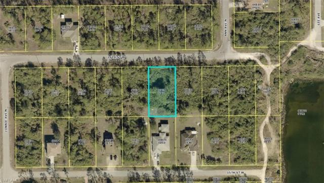 2509 16th St W, Lehigh Acres, FL 33971 (MLS #218037115) :: RE/MAX Realty Group