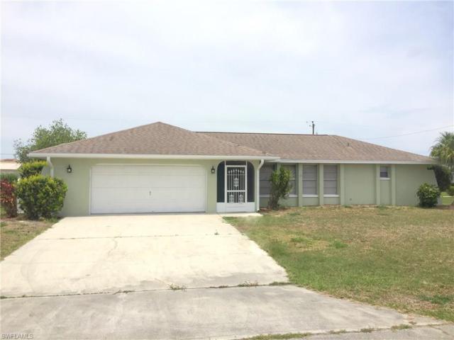 1437 Archer St, Lehigh Acres, FL 33936 (MLS #218037857) :: Clausen Properties, Inc.