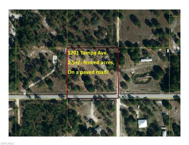 1701 Tampa Ave, Clewiston, FL 33440 (MLS #218037944) :: The New Home Spot, Inc.