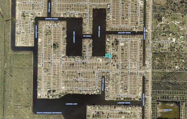 2806 NW 42nd Pl, Cape Coral, FL 33993 (MLS #218037959) :: The New Home Spot, Inc.