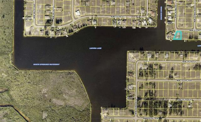 4212 NW 27th St, Cape Coral, FL 33993 (MLS #218037960) :: The New Home Spot, Inc.