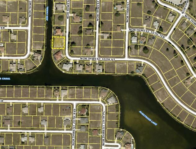1008 NW 20th Ave, Cape Coral, FL 33993 (MLS #218037969) :: The New Home Spot, Inc.
