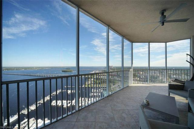 2090 W First St F3006, Fort Myers, FL 33901 (MLS #218040389) :: RE/MAX Realty Team