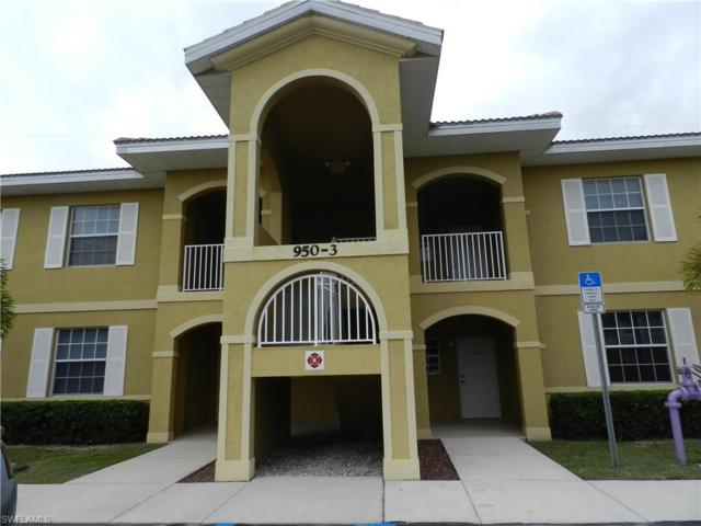 950 Hancock Creek South Blvd #315, Cape Coral, FL 33909 (MLS #218041138) :: RE/MAX Realty Team