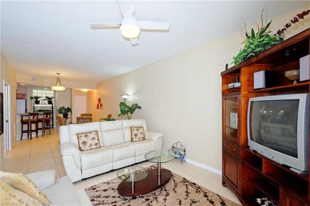 12515 Mcgregor Blvd #112, Fort Myers, FL 33919 (MLS #218041629) :: The New Home Spot, Inc.
