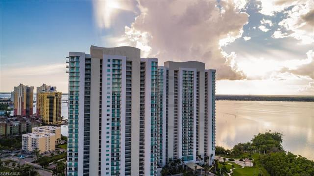 3000 Oasis Grand Blvd #401, Fort Myers, FL 33916 (MLS #218041818) :: RE/MAX Realty Team