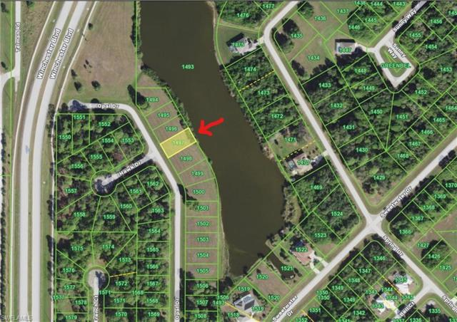 133 Opal Dr, Rotonda West, FL 33947 (MLS #218042053) :: Clausen Properties, Inc.