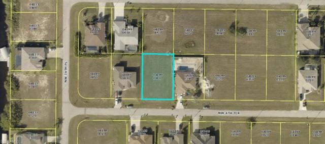 3403 NW 4th Ter, Cape Coral, FL 33993 (MLS #218042449) :: RE/MAX Realty Group