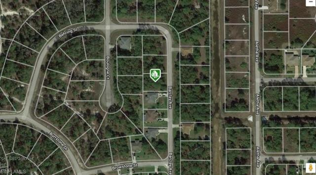746 Barclay Ave, Lehigh Acres, FL 33974 (MLS #218042535) :: RE/MAX Realty Team