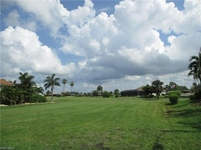 11826 Royal Tee Ct, Cape Coral, FL 33991 (MLS #218042908) :: RE/MAX Realty Team