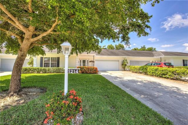 1214 Hazeltine Dr, Fort Myers, FL 33919 (MLS #218043083) :: RE/MAX Realty Group