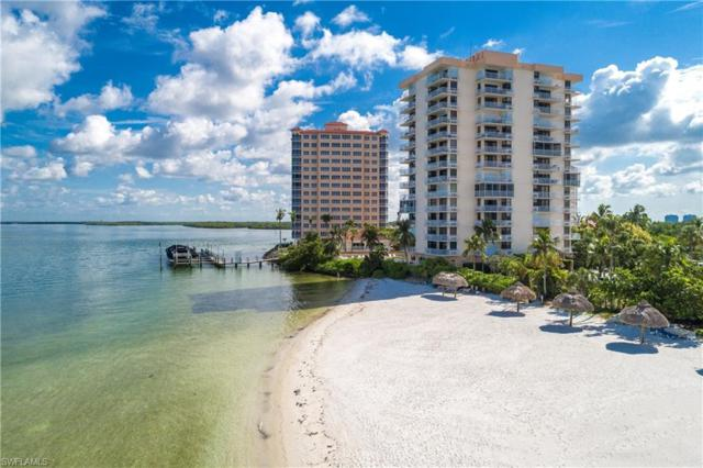 8701 Estero Blvd #504, Fort Myers Beach, FL 33931 (MLS #218043310) :: The Naples Beach And Homes Team/MVP Realty