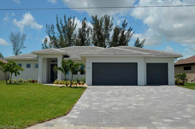 1605 SW 28th Ter, Cape Coral, FL 33914 (#218043399) :: Jason Schiering, PA