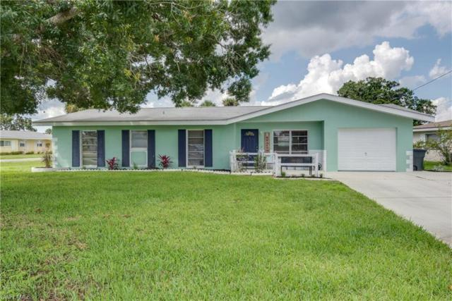 1703 Marina Ter, North Fort Myers, FL 33903 (MLS #218043405) :: Clausen Properties, Inc.