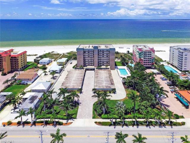 538 Estero Blvd #803, Fort Myers Beach, FL 33931 (MLS #218043740) :: RE/MAX DREAM