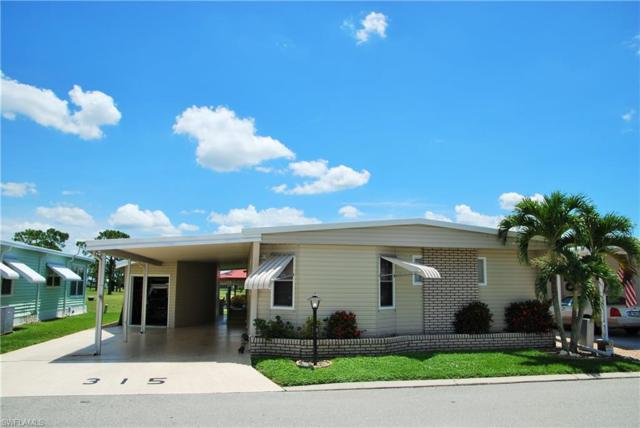 315 Nicklaus Blvd, North Fort Myers, FL 33903 (MLS #218044435) :: RE/MAX DREAM