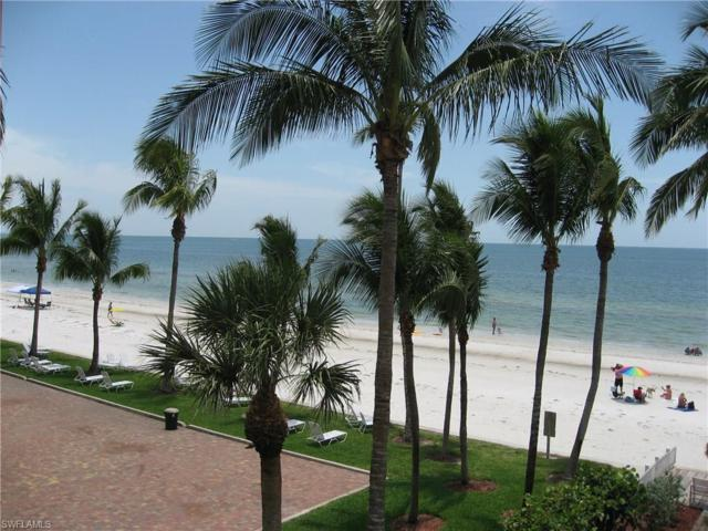 4750 Estero Blvd E #203, Fort Myers Beach, FL 33931 (MLS #218044802) :: RE/MAX Realty Team