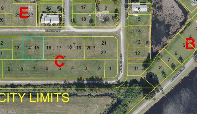 983 Watson Way, Moore Haven, FL 33471 (MLS #218046345) :: RE/MAX Realty Team