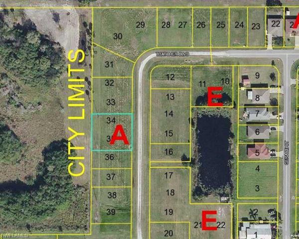 959 Thatcher Blvd, Moore Haven, FL 33471 (MLS #218046348) :: RE/MAX Realty Team