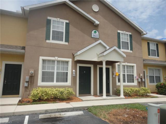 3612 Pine Oak Cir #104, Fort Myers, FL 33916 (MLS #218046736) :: The New Home Spot, Inc.