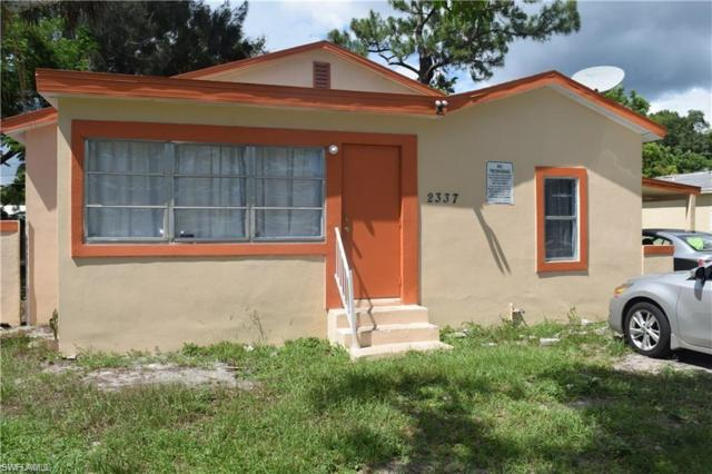 2337 Canal St, Fort Myers, FL 33901 (MLS #218046807) :: RE/MAX DREAM