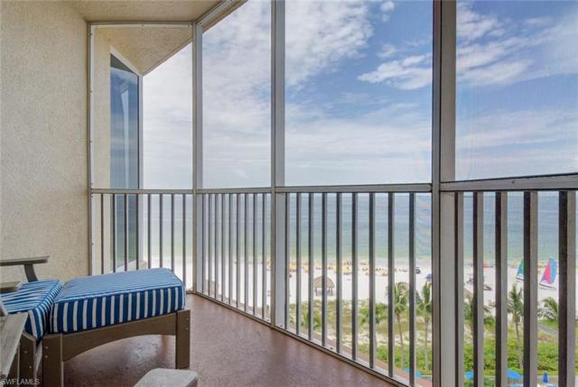 200 Estero Blvd #604, Fort Myers Beach, FL 33931 (MLS #218047137) :: The New Home Spot, Inc.