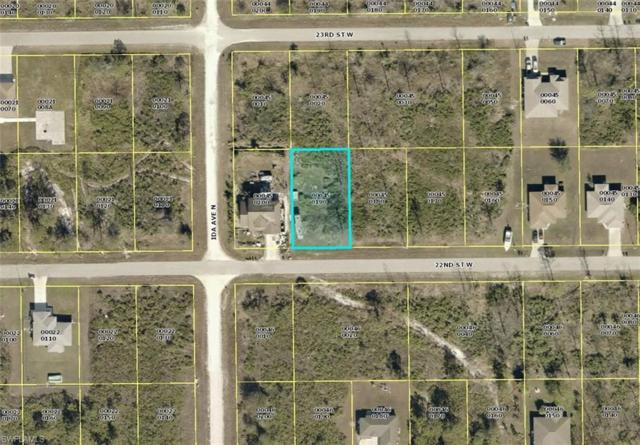 2816 22nd St W, Lehigh Acres, FL 33971 (MLS #218047202) :: RE/MAX DREAM