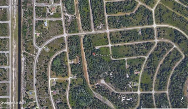 683 Sabina Ct, Lehigh Acres, FL 33972 (MLS #218047587) :: Clausen Properties, Inc.