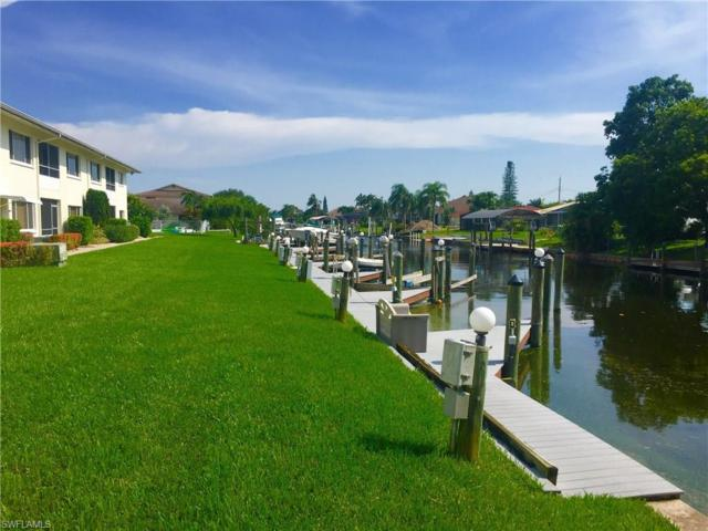 4802 Tudor Dr #103, Cape Coral, FL 33904 (MLS #218047918) :: RE/MAX Realty Team