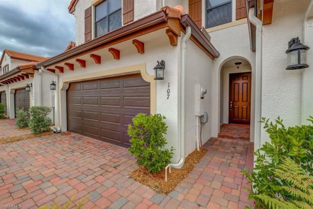 9463 Montebello Way #107, Fort Myers, FL 33908 (MLS #218048070) :: RE/MAX DREAM