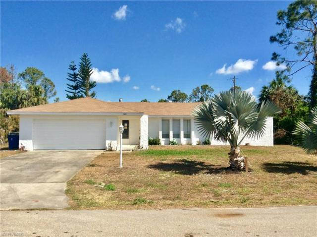 1421 Graham Cir, Lehigh Acres, FL 33936 (MLS #218048636) :: Clausen Properties, Inc.