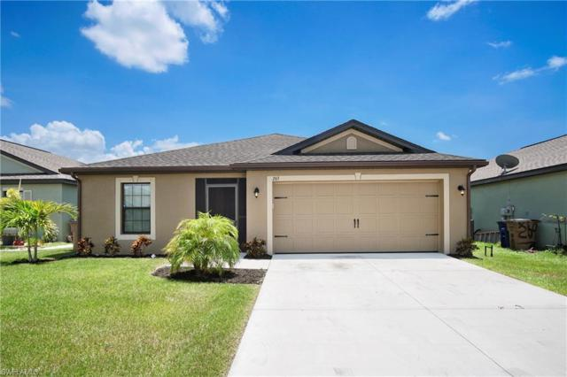 265 Shadow Lakes Dr, Lehigh Acres, FL 33974 (#218049111) :: The Key Team