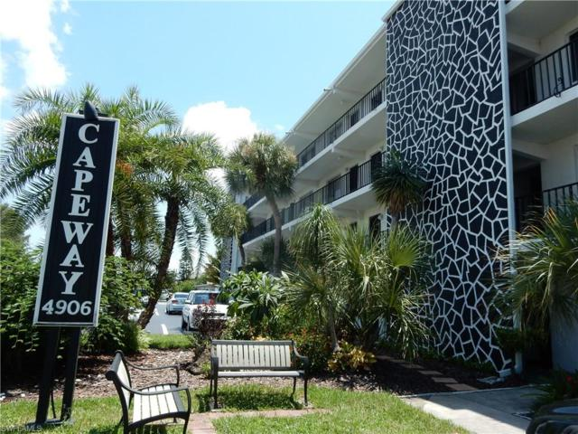 4906 Victoria Dr #411, Cape Coral, FL 33904 (MLS #218050139) :: Clausen Properties, Inc.