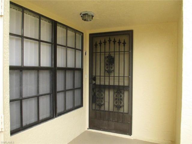 17250 Eagle Trce #6, Fort Myers, FL 33908 (MLS #218050362) :: RE/MAX DREAM
