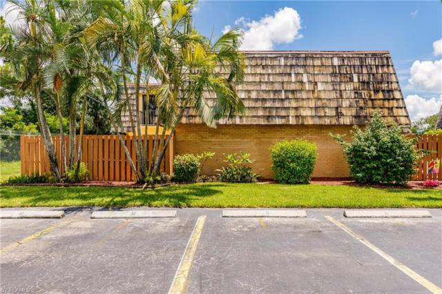 1707 Park Meadows Dr #4, Fort Myers, FL 33907 (MLS #218050403) :: The New Home Spot, Inc.
