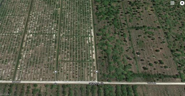 2nd Rd, Labelle, FL 33935 (MLS #218050544) :: RE/MAX Realty Team