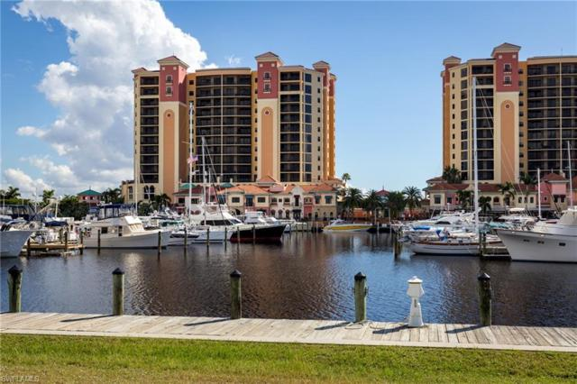 5793 Cape Harbour Dr #1417, Cape Coral, FL 33914 (MLS #218051349) :: RE/MAX Realty Team