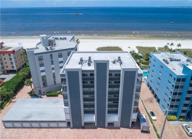 392 Estero Blvd #506, Fort Myers Beach, FL 33931 (MLS #218051785) :: RE/MAX Realty Team