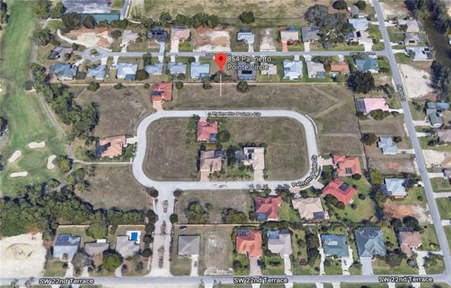 854 Palmetto Pointe Cir, Cape Coral, FL 33991 (MLS #218051913) :: RE/MAX Realty Team