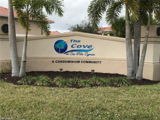 8484 Bernwood Cove Loop #1303, Fort Myers, FL 33966 (MLS #218053638) :: RE/MAX Realty Team
