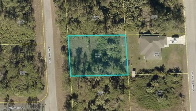 155 Karlow Ave, Lehigh Acres, FL 33974 (MLS #218053963) :: RE/MAX DREAM