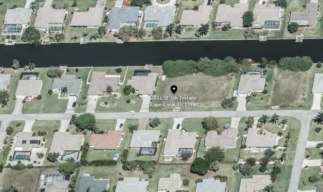 2211 SE 5th Ter, Cape Coral, FL 33990 (MLS #218054820) :: RE/MAX Radiance