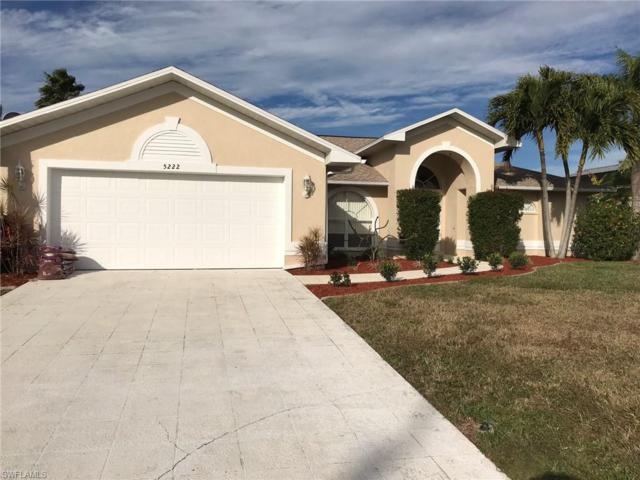 5222 SW 24th Ave, Cape Coral, FL 33914 (MLS #218054861) :: RE/MAX Radiance