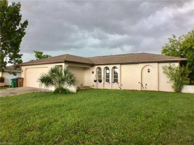 3303 SW 1st Ave, Cape Coral, FL 33914 (MLS #218054883) :: Kris Asquith's Diamond Coastal Group