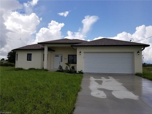 2813 22nd St SW, Lehigh Acres, FL 33976 (MLS #218054935) :: Clausen Properties, Inc.