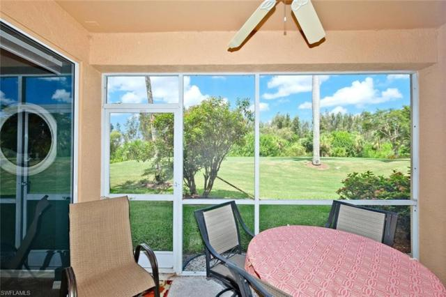 16430 Millstone Cir #104, Fort Myers, FL 33908 (MLS #218055153) :: RE/MAX Realty Group