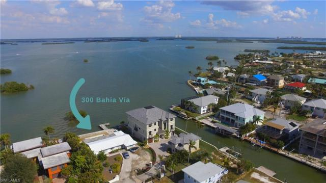 300 Bahia Via, Fort Myers Beach, FL 33931 (#218055599) :: The Key Team