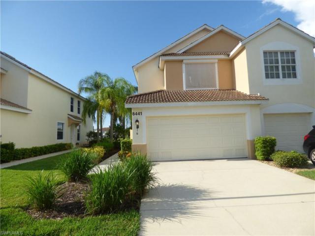 8441 Village Edge Cir #6, Fort Myers, FL 33919 (MLS #218055614) :: RE/MAX DREAM